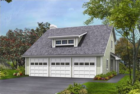 Three Car Garage Plans by Chesterfield 3 Car Garage Plans