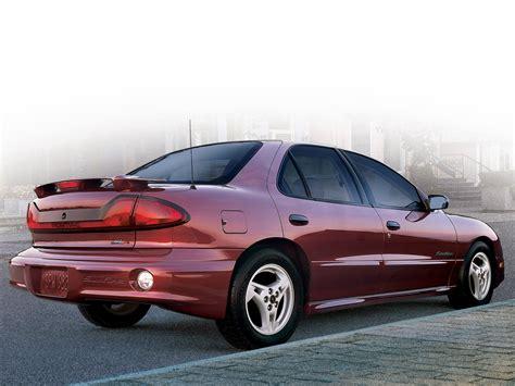 Pontiac Sunfire Specs by 2003 Pontiac Sunfire Sedan Pictures Information And