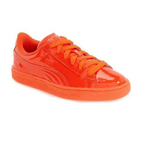 neon orange sneakers 55 other basket us 11c neon orange