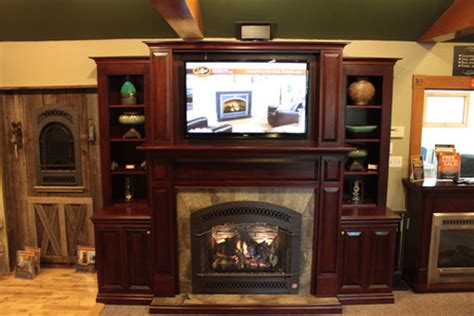 Gas Fireplaces Buffalo Ny by Gas Fireplace Mantle Hearth Installation From