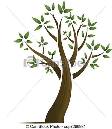clipart alberi clipart vettoriali di albero estratto disegno estratto