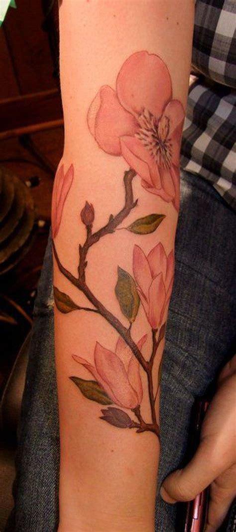 50 magnolia flower tattoos forearm sleeve tattoos 117 best images about tattoo ideas on pinterest tattoos