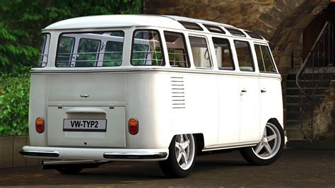 volkswagen type 5 1962 volkswagen type 2 sambabus gran turismo 5 by