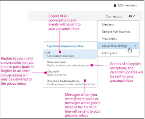 Office 365 Outlook Keeps Updating Inbox Customize How You Receive Messages In Your Inbox