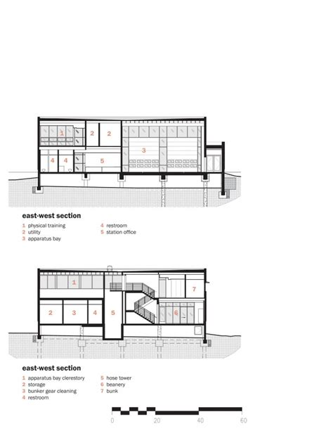 Sectional Drawing Pdf by Station 30 In Seattle Wa By Schacht Aslani Architects