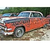 1954 Ford Customline Rat Rod