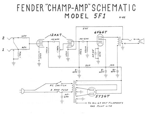 fender ch schematic explained wiring diagrams wiring