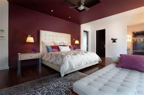 Painting Ideas For Bedroom why choosing contrast wall paint for the bedroom interior