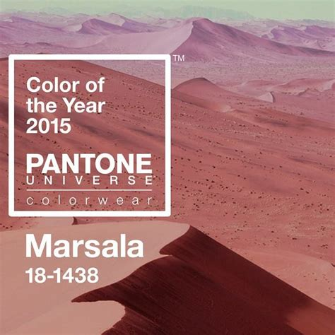 color of the year 2015 pantone color of the year 2015