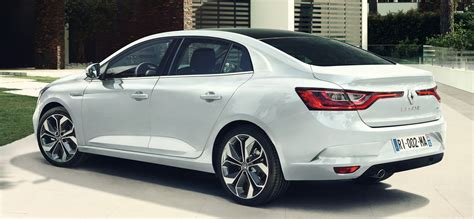 renault sedan fluence renault megane sedan launched no more fluence