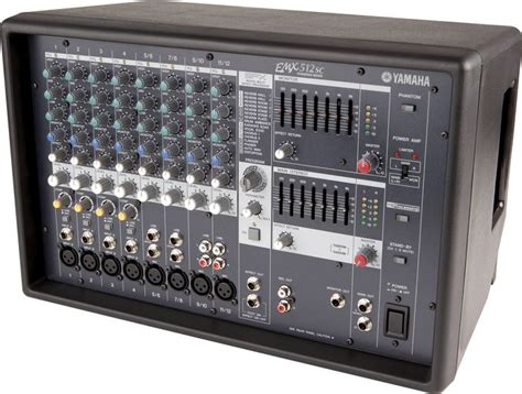 Power Mixer Yamaha 5016 the store inc musical instrument superstore