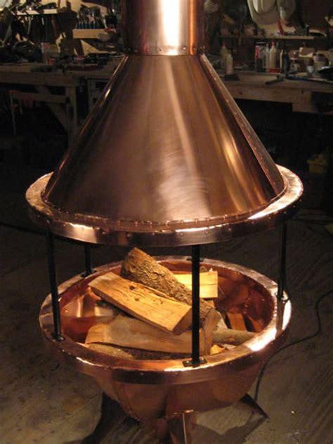building  copper chiminea hgtv