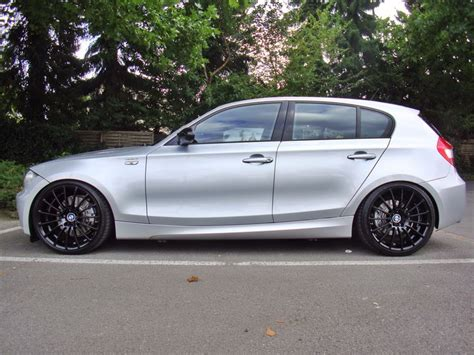 Bmw 130i by Bmw 130i With 19 Quot Breyton And H R Cars Bmw