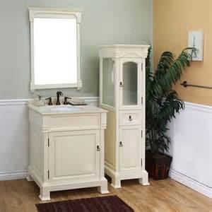 Harlow Mirrored Vanity Harlow Single 30 Inch Traditional Bathroom Vanity