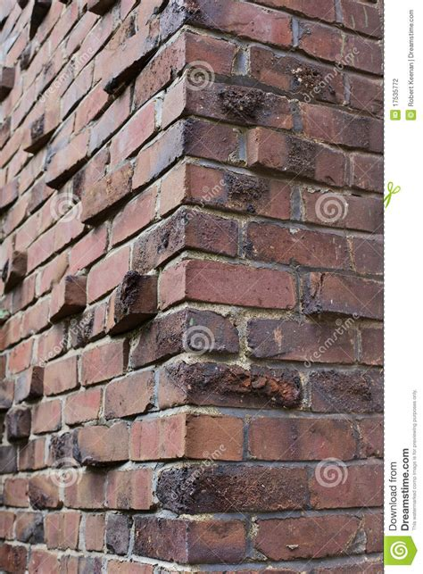 clinker brick house design klinker or clinker brick corner stock photography image 17535772