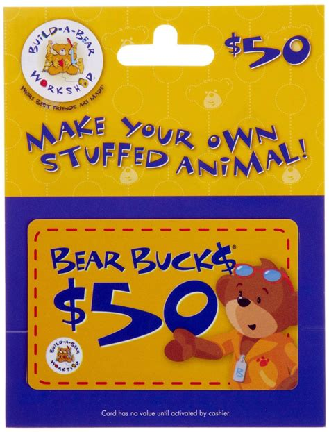Build A Bear Gift Card Target - score a 50 build a bear gift card for only 40 my momma taught me