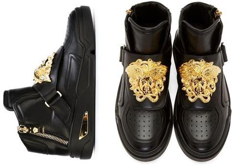 versace sneakers mens best 20 versace mens shoes ideas on versace