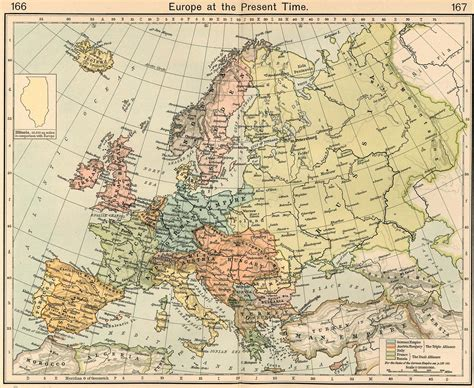 europe historical maps perry castaneda map collection
