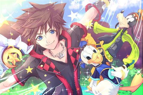 Anime Kingdom by Kingdom Hearts Anime Gallery