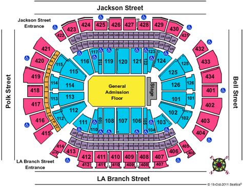 toyota center floor plan cheap toyota center tx tickets