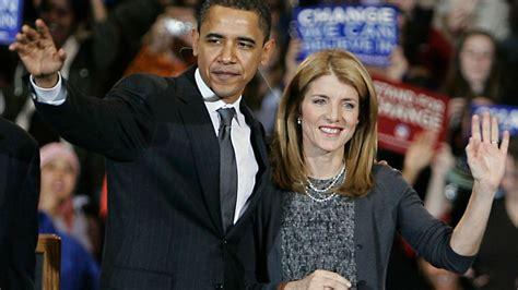 obama to nominate caroline kennedy as ambassador to japan bob schieffer videos at abc news video archive at abcnews com