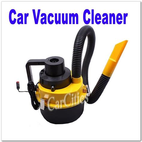 Portable High Power Car Vacuum Cleaner Advance portable mini vacuum for car go4carz