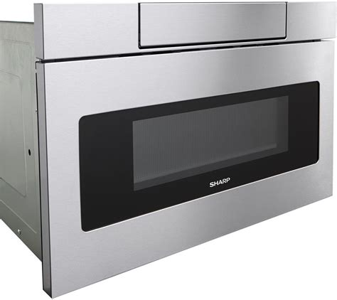 Sharp 30 Microwave Drawer Specs by Sharp Smd3070as 30 Inch Microwave Drawer With 1 2 Cu Ft