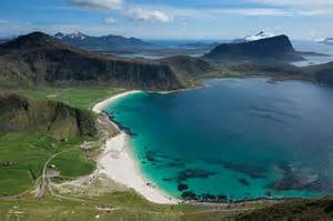 The best beaches of lofoten that you can drive to