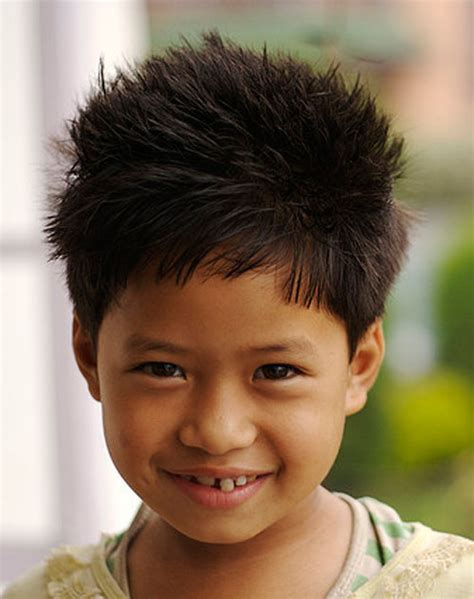 youth haircuts for boys 30 sweet hairstyles for kids creativefan