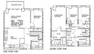 4 Bedroom Duplex Floor Plans 4 Bedroom Duplex Floor Plans Studio Design Gallery
