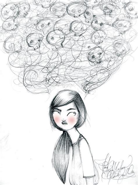 Imagenes Para Pensar Tumblr | i m not suspicious ilustradores claudia carrillo