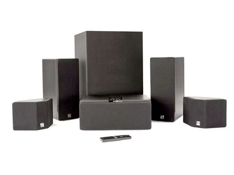 enclave cinehome hd 5 1 wire free home theater system