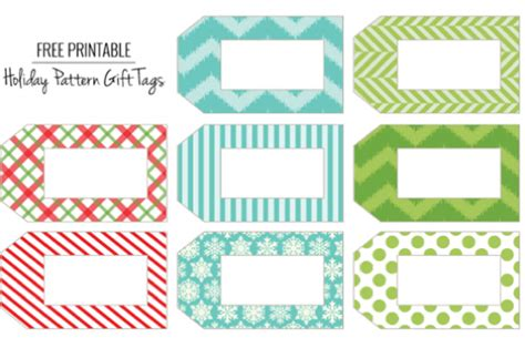 printable tags cute free printable gift tags the frugal female