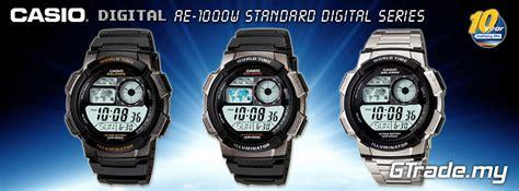 Batt Original Ae casio standard ae 1000w 1av digital 10 yrs batt