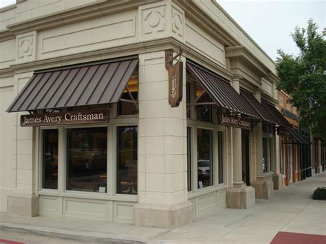 dallas awning awnings dallas fort worth commercial metal