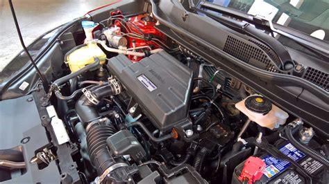 engine honda crv 2017 honda cr v engine bay unveiled indian autos