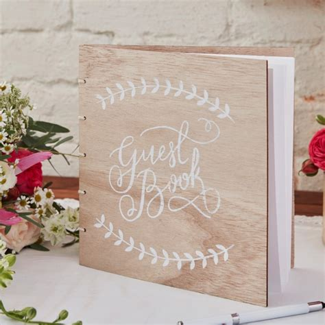 libro de firmas bodas una boda original