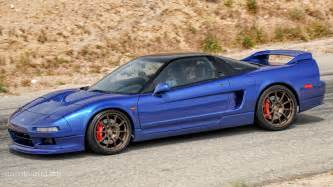 Acura Nsx Clarion Builds Resurrects And Improves A 1991 Acura Nsx