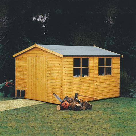 Sheds Colchester by Bison Workshop Garden Shed 14 X 10 Colchester Sheds And Fencing