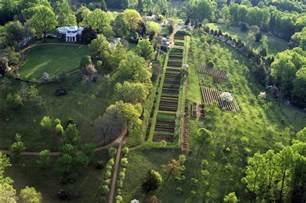 t jefferson s amazing vegetable garden