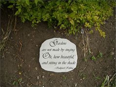 garden rocks with sayings 1000 images about ideas on garden quotes stones and stepping stones