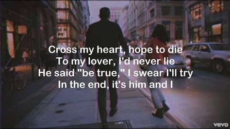 And I g eazy halsey him and i lyrics