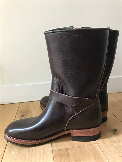 Reader Mail The Questionable Boots by Vintage Engineer Boots Reader Mail