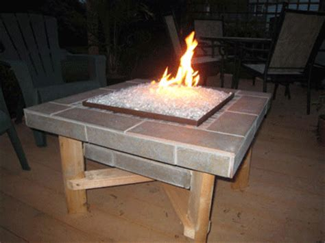 Portable Gas Firepit Portable Propane Pits
