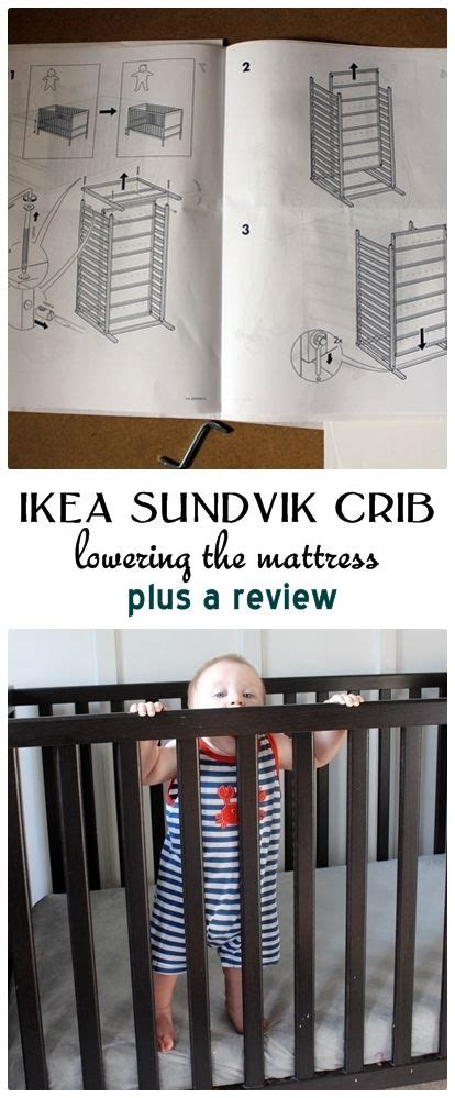 Ikea Crib Mattress Review 1000 Ideas About Ikea Crib On Pinterest Ikea Crib Hack Ikea Baby Room And Baby Bedside Sleeper