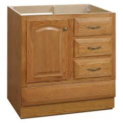 project source 30 quot oak elegance bottom drawer traditional