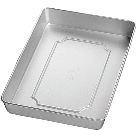Bima Baking Pan Aluminium wilton aluminum 9x13x2 quot oblong sheet cake roasting baking pan kitchen cooking ebay
