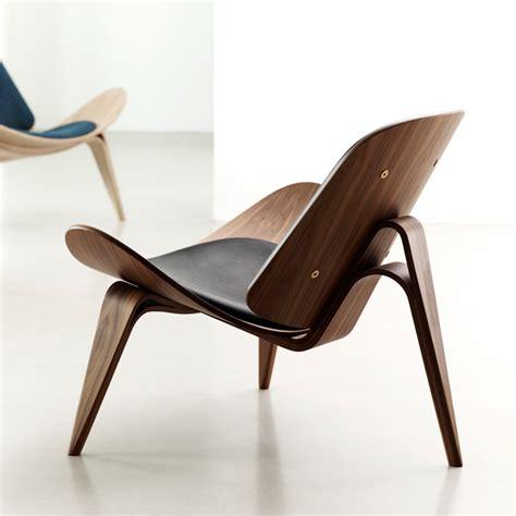 One Arm Chaise Ch07 Shell Chair Lounge Chair By Hans J Wegner Carl