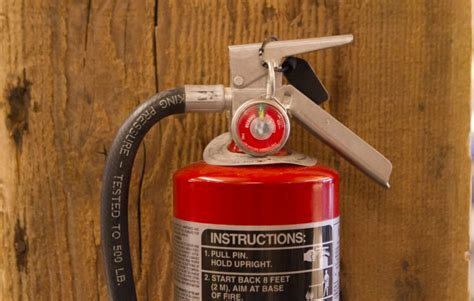 what extinguisher should i buy for my home porch