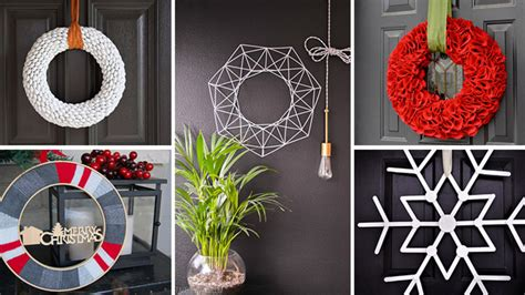 Cara Membuat Hiasan Natal Untuk Pintu | inspirasi membuat hiasan pintu untuk natal